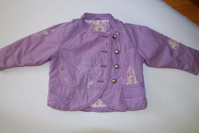 NEXT ветровка пиджачок пиджак кофта реглан 2-3 года можно с 1.5