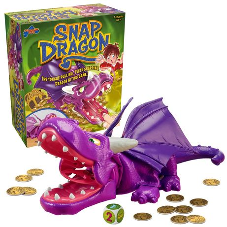 Snap dragon - gra zrecznosciowa