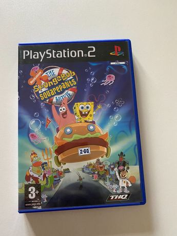 Jogo para PlayStation 2 Sponge Bob