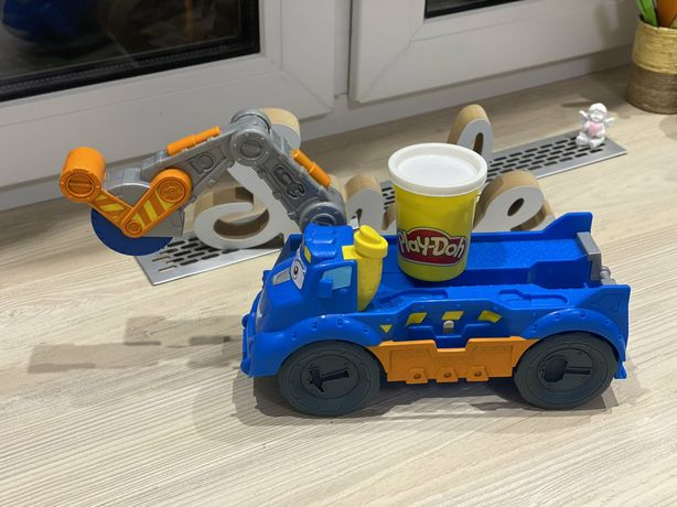 Набор для творчества Play-Doh Машина-Пила