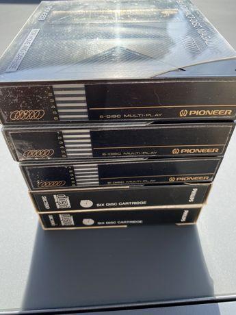 Magazynek CD PIONEER PHILIPS zmieniarka 6 CD