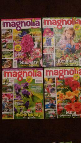 MAGNOLIA - miesięcznik ogrodniczy - 2015 do 2016