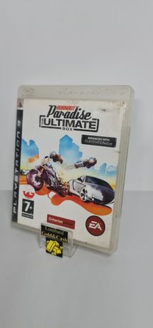 Gra Burnout Paradise The Ultimate Box PS3 - dubbing polski