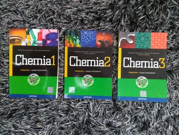 Podręcznik chemia, zakres podstawowy chemia