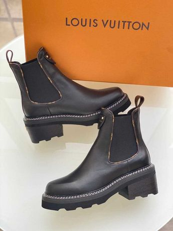 Ботинки Louis Vuitton(Луи Виттон)