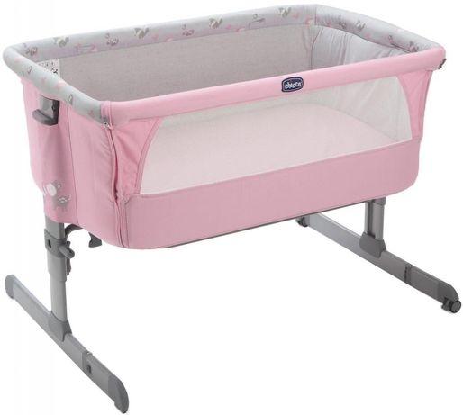 Детская приставная кроватка Chicco next 2 me