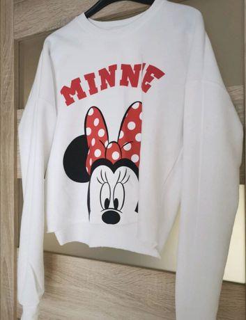 Krótka bluza z myszką Minnie