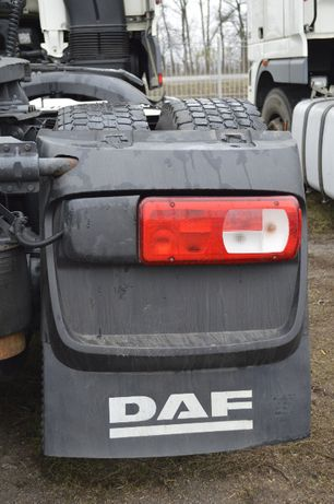 Заднее крыло, брызговик задний Daf XF105, MAN, Renault