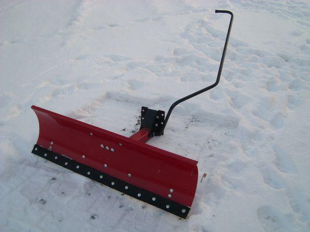 Pług do śniegu do traktorka quada kosiarki Husqvarna Stiga Viking