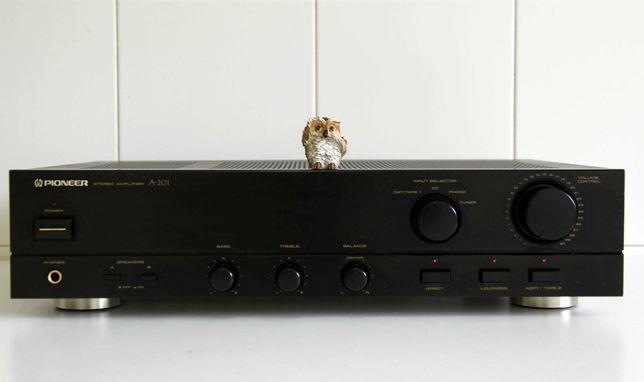 Pioneer A-201 amplificador integrado