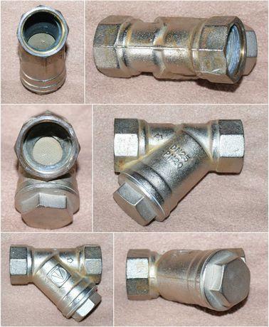 Фильтр механической очистки Valtec 1 1/4, Италия, в отл сост.