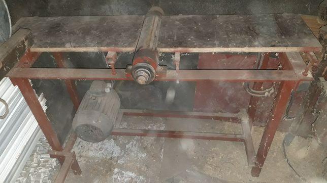 Heblarka strugarka do drewna stolowa 4kW