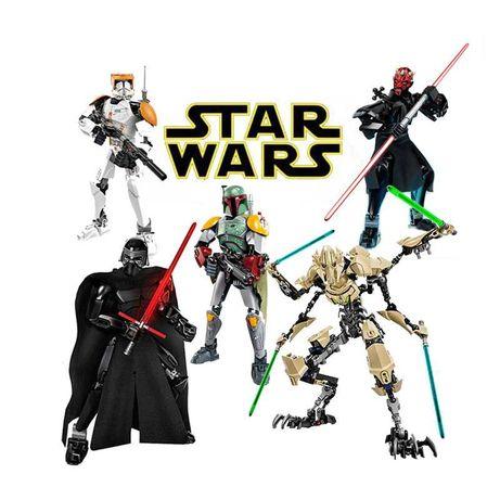 LEGO Star Wars Звездные Войны Конструктр ЛЕГО Фигурки