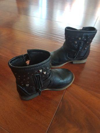 Buty dziewczece 25
