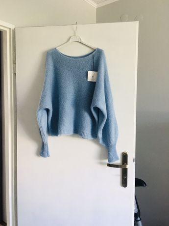 Wloski sweterek