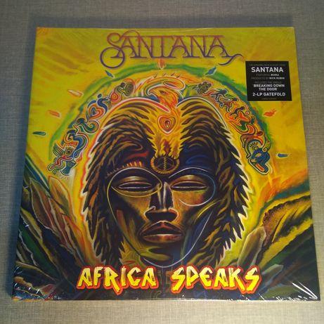 Santana : Africa Speaks 2LP/Виниловая пластинка / VL / Винил