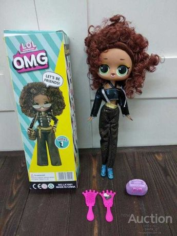 Кукла L.O.L. Surprise! O.M.G. ЛОЛ lol omg