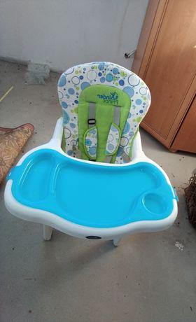 Krzesełko Kinder Prince 3 w 1