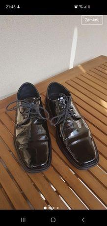 Emel lakierki pantofle 33 komunia