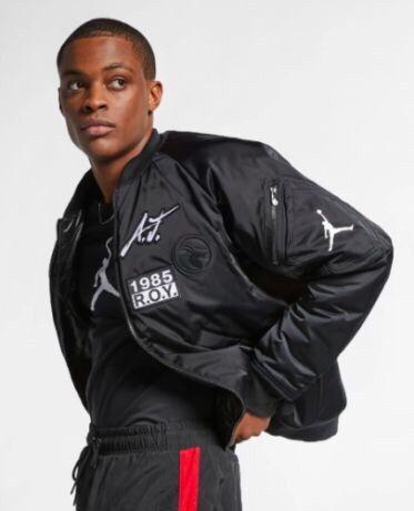 Куртка мужская Nike Air Jordan Найк Джордан Оригинал. XL
