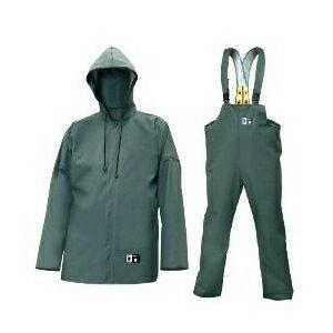 Костюм резиновый (комбинезон+куртка)