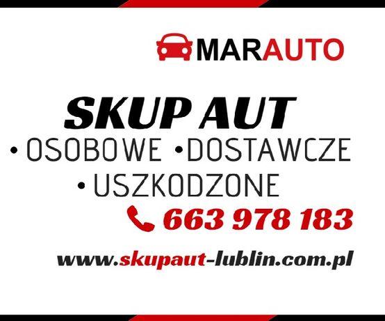 Skup AUT Łęczna Auto Skup Samochodów Kasacja Pojazdów Złomowanie Aut