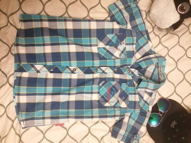 Koszula chłopięca rozmiar 128