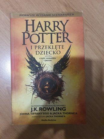 Harry Potter i przeklęte dziecko J.K. Rowling