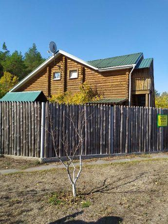 продаж бази відпочинку в сосновому лісі