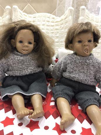 Куколки характерные , винтажные ( Испания)