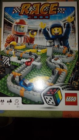 Lego Race 3000 gra