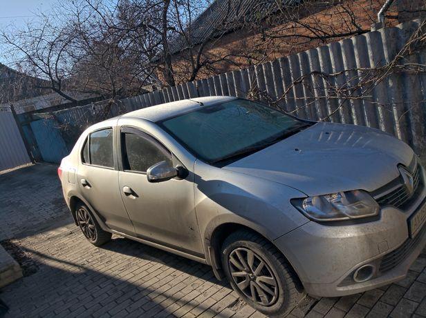 Авто Renault Logan 2013