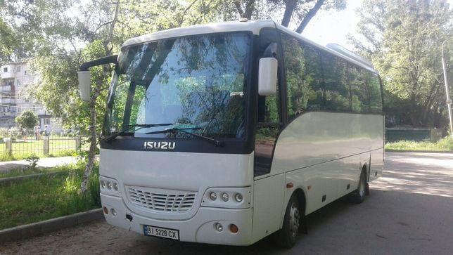 продам туристический автобус на 31 место.