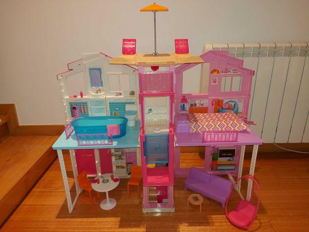 Casa da barbie 70 cm