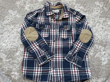 Стильная рубашка H&M в новом состоянии!