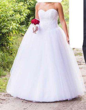 Suknia ślubna Księżniczka Princessa Swavorski