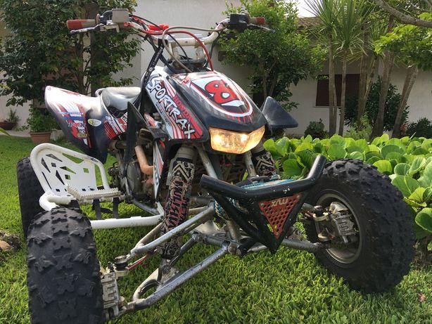 Honda TRX 450ER Matriculada
