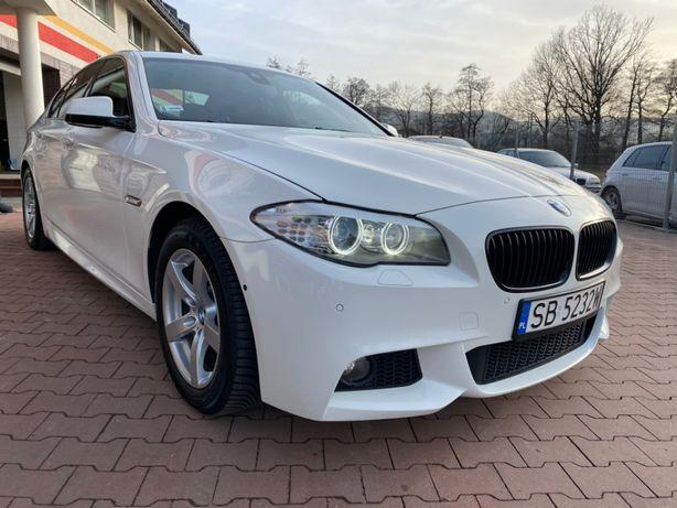 BMW F10 525 xDrive 218KM Mega Wypasiona / FV / cesja leasingu