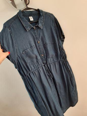 Sukienka ciążowa hm Mama XL