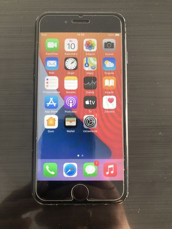 Iphone 7 32 GB czarny