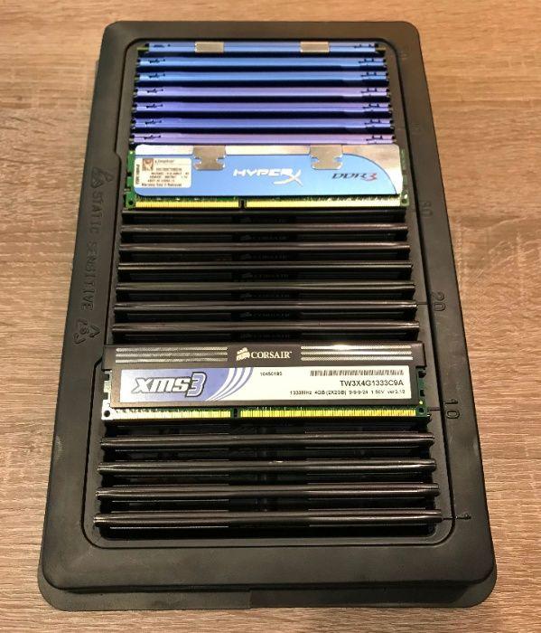 Модули памяти DDR-3 в радиаторах по 2GB (1333 MHz) - для ПК #4 Харьков - изображение 1