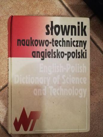 Słownik techniczny polsko angielski