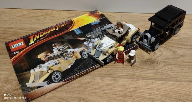 LEGO Indiana Jones 7682