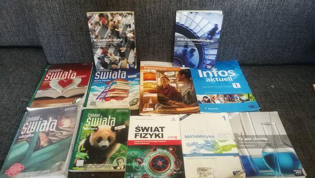 Podręczniki do 1 klasy liceum