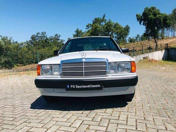 Mercedes 190E 89.000km