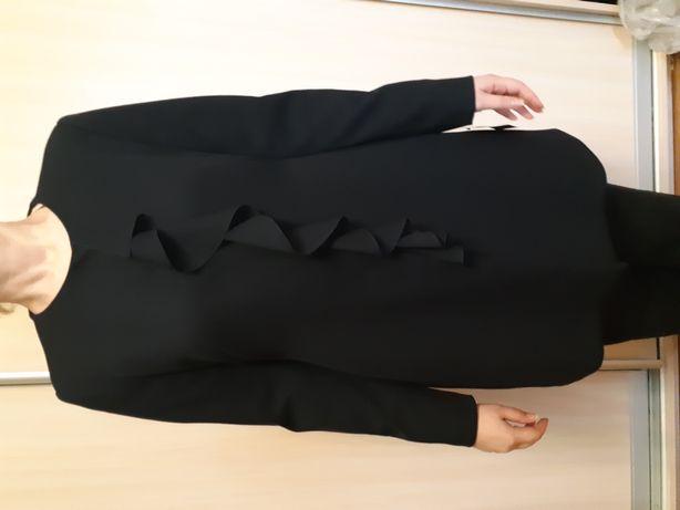 Zara, оригинал, легкое пальто, длинный жакет