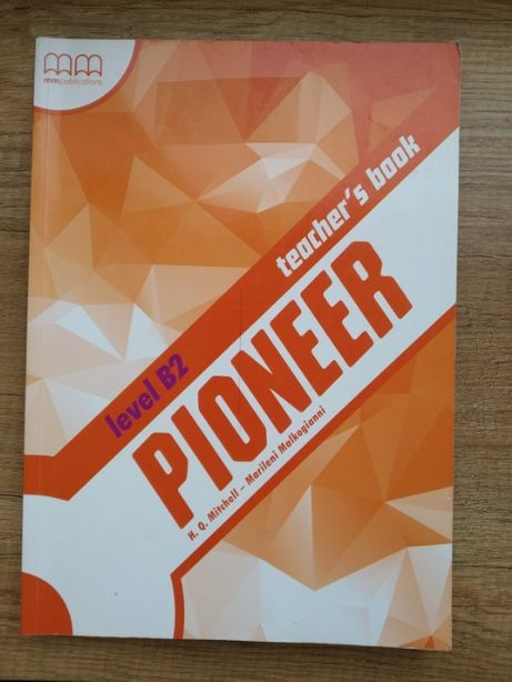 Pionner level B2 teacher's book