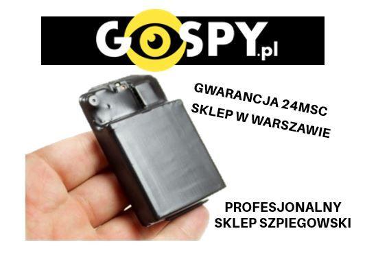 Profesjonalny mini dyktafon MKX-200 detekcja głosu 16GB 2tyg pracy