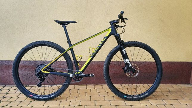 Canyon Exceed CF SL 6.0 rozmiar M 9,16kg XC Cross Country Carbon