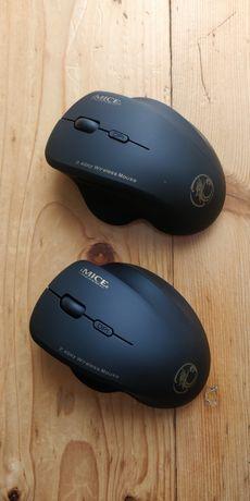 myszka bezprzewodowa iMICE bardzo wygodna, cicha, nowa